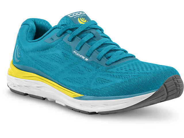 Topo Athletic Fli-Lyte 3 Zapatillas Running Mujer, aqua/yellow